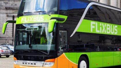 Szalona promocja Flixbus – bilety od 4,99 zł!