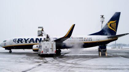 Październikowe loty taniej w Ryanair