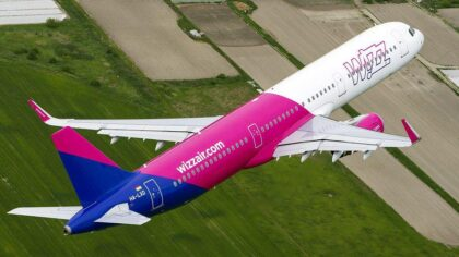Wizz Air z nowymi trasami. Wznowił także stare połączenia!