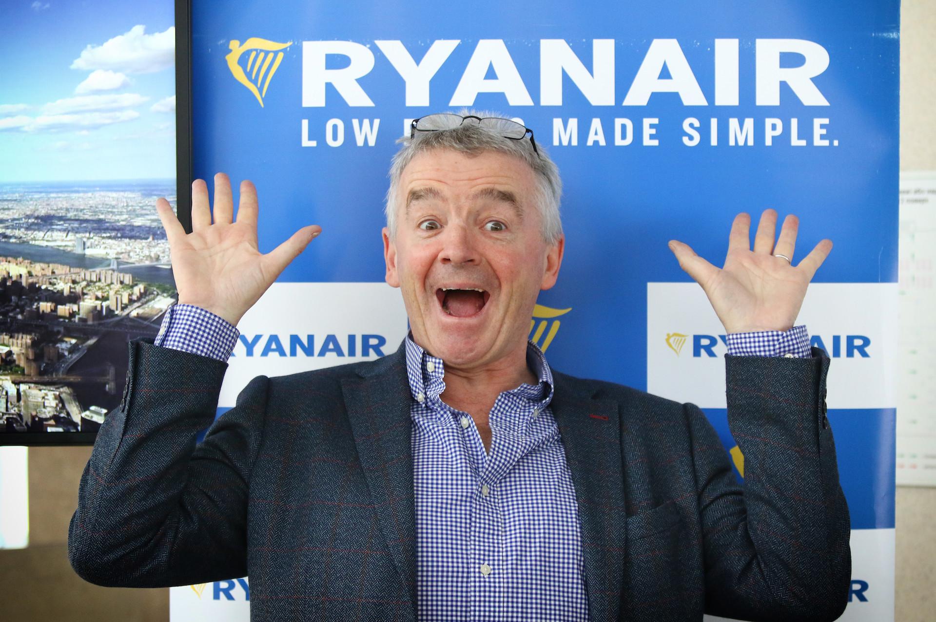 prezes Ryanair