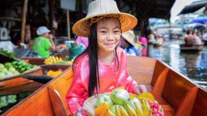 Kierunek Tajlandia: podróż z pełnym brzuchem i pustym portfelem