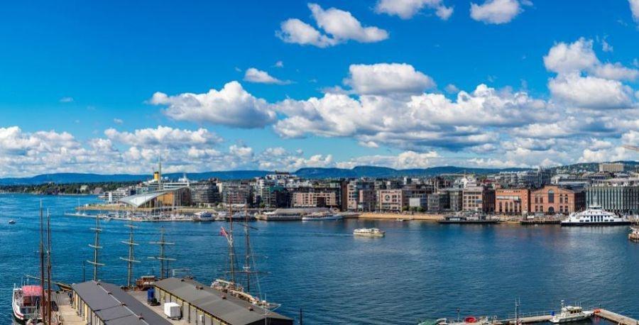 Oslo w czerwcu za 38 zł w obie strony