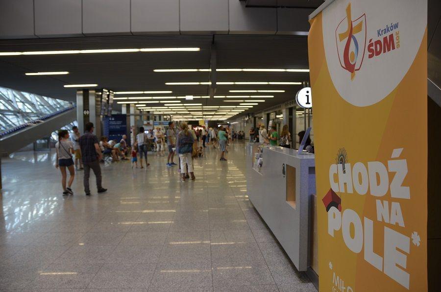 Kraków Airport i Światowe Dni Młodzieży