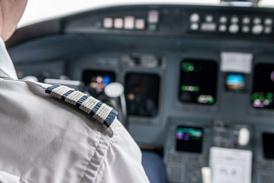 Pijany pilot chciał sterować samolotem