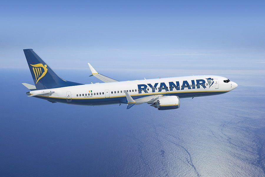 Styczniowa wyprzedaż Ryanair: 2 miliony biletów tańsze przez 2 dni