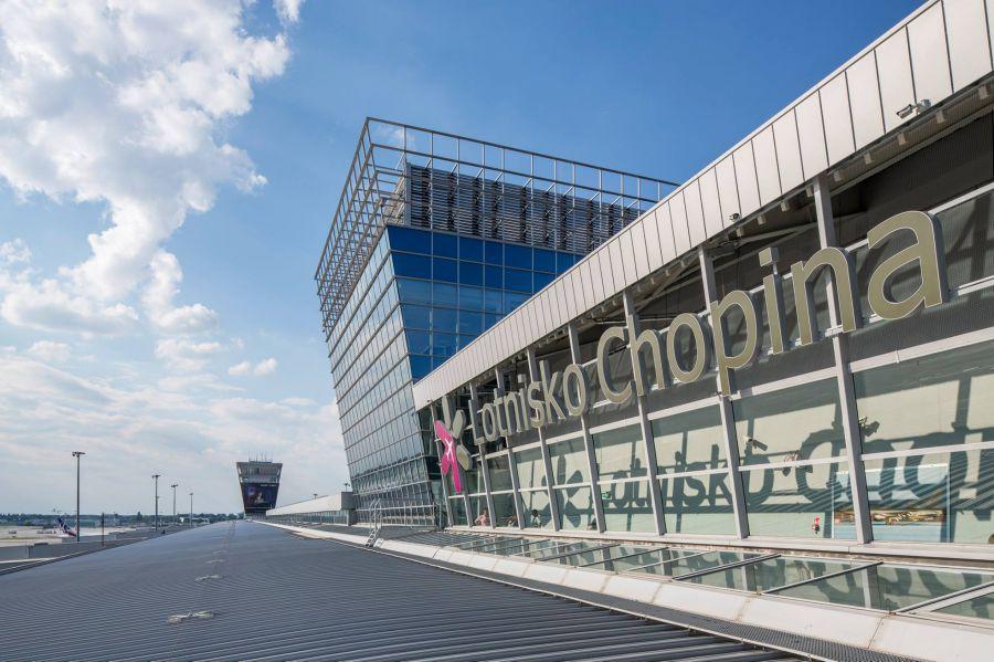Historyczny rekord lotniska Chopina