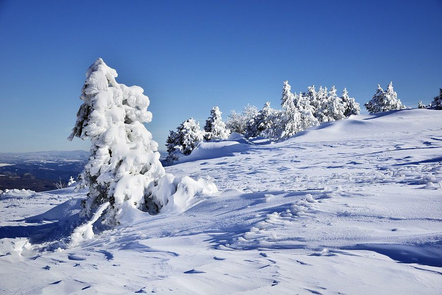 Najbardziej zaśnieżone miejsce na Ziemi to... Zdziwisz się!