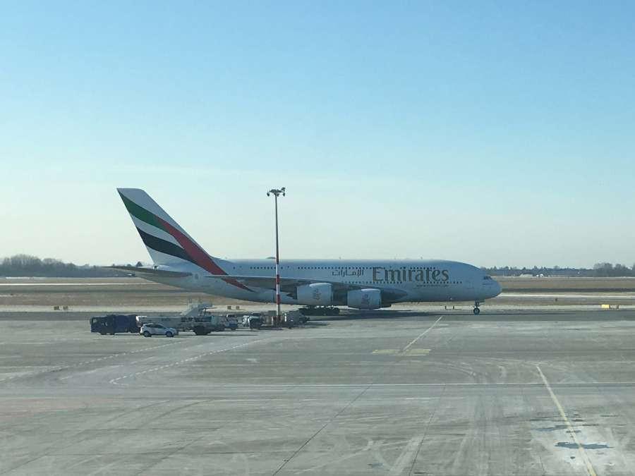 W Warszawie wylądował największy samolot pasażerski na świecie (mamy zdjęcia!)