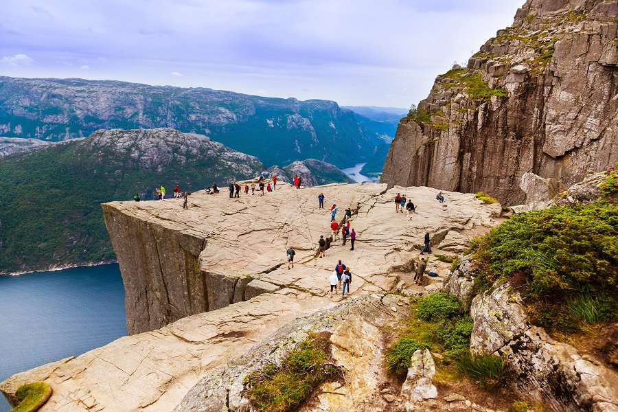 Stavanger-Preachers-Pulpit-Rock-in-fjord-Lysefjord---Norway---nature-and-travel-background-shutterstoc