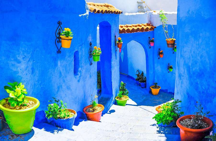 Beautiful-blue-medina-of-Chefchaouen-city-in-Morocco-North-Afrishutterstock_383144605