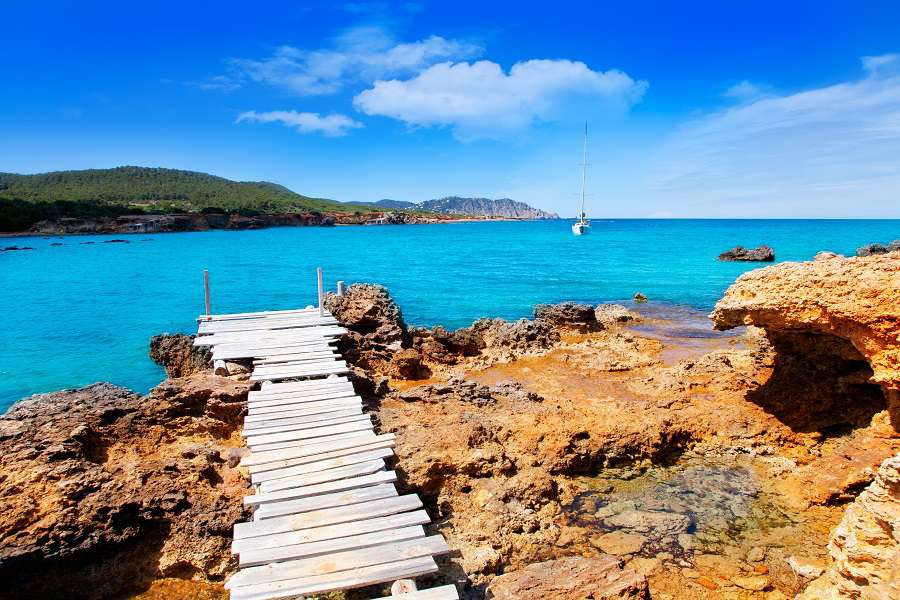 Ibiza-Canal-d-en-Marti-Pou-des-Lleo-beach-in-balearic-islands-of-Mediterranean-sea-shutterstock_106951313