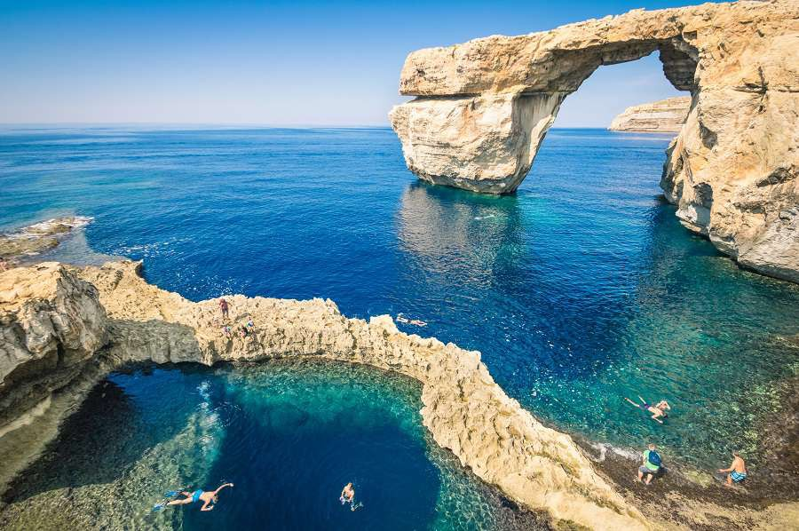 malta-bigstock-The-World-Famous-Azure-Window--94405091