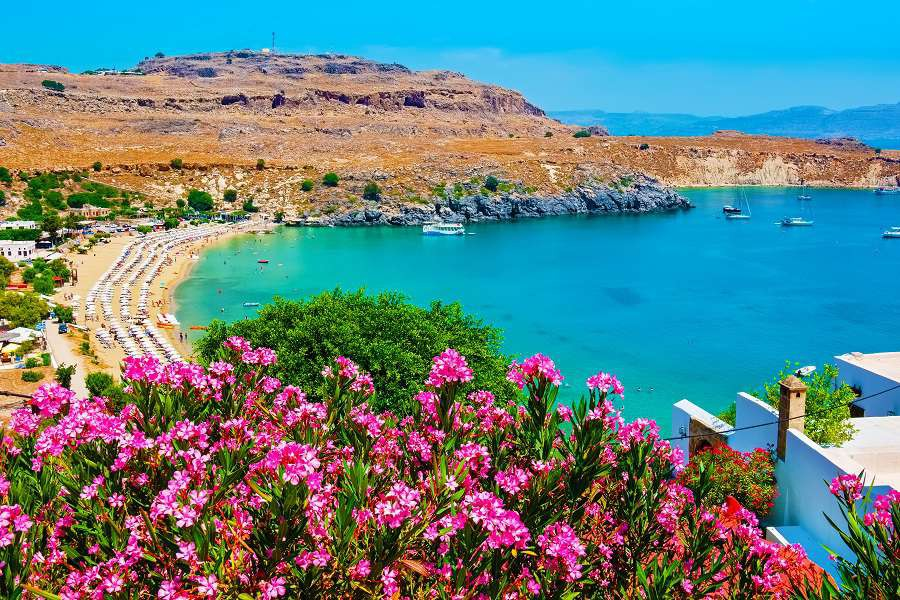 0.-View-of-Lindos-Bay.-Lindos-Rhodes-Dodecanese-Islands-Greece-Europe-shutterstock_376200757