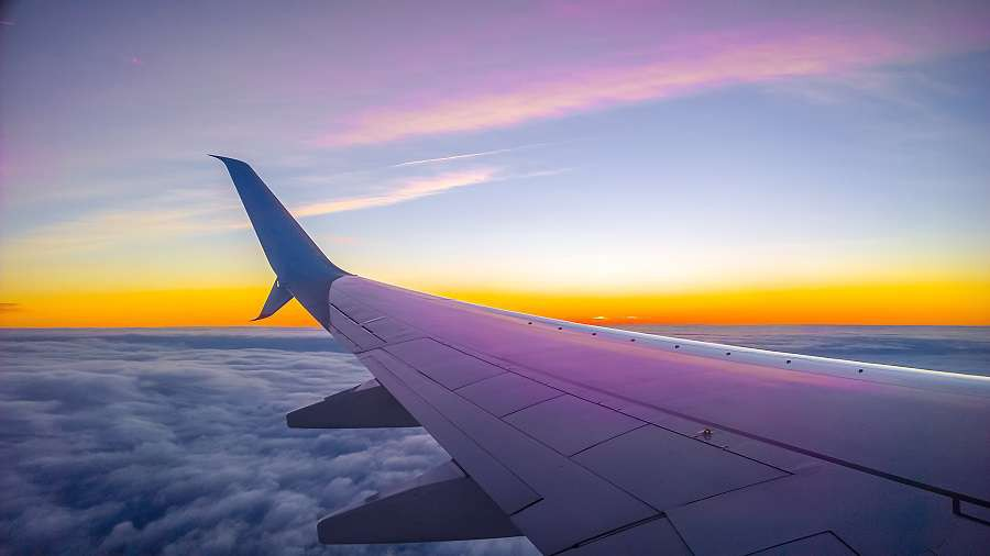 view-form-a-airplane-window-shutterstock_245436922