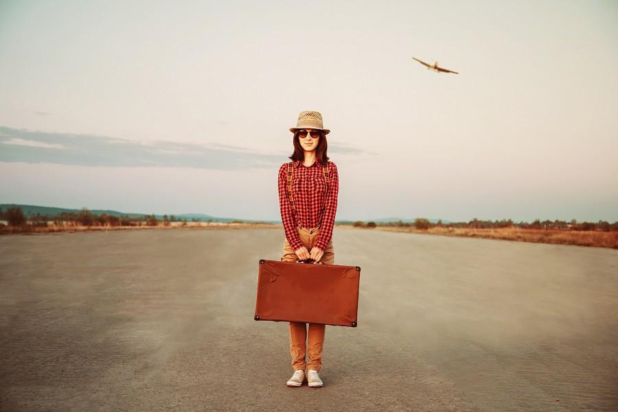 Podręczny bagaż - poręczna podróż