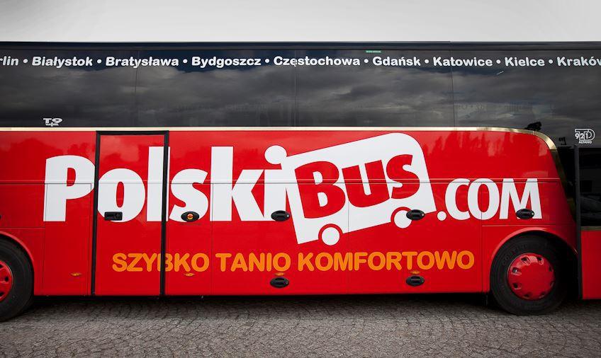 Podwójny weekend w PolskiBus! Bilety za 9 zł + 1 zł opłaty rezerwacyjnej.