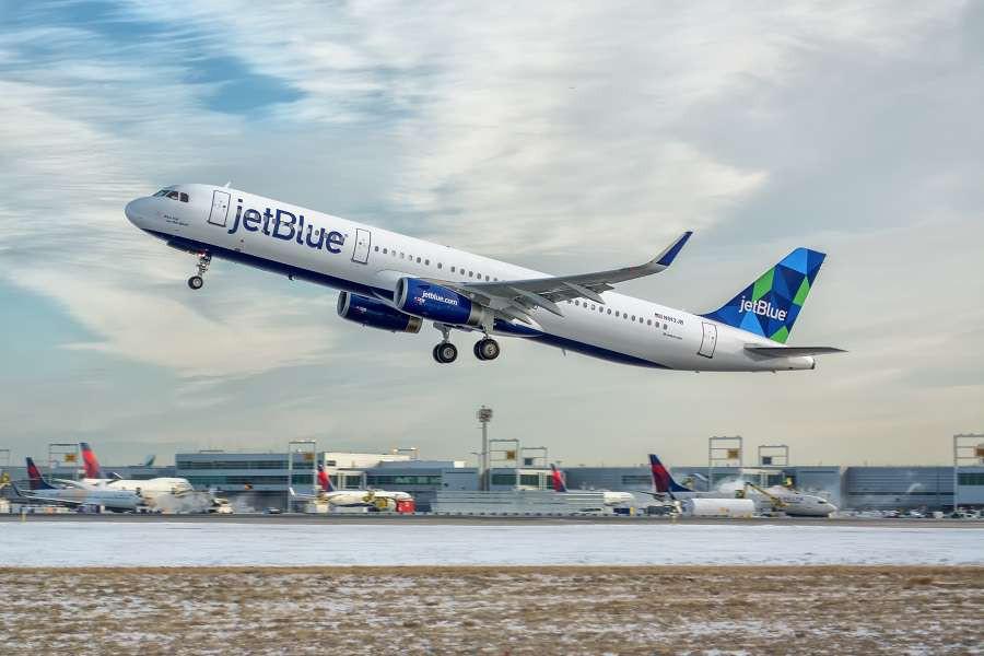 Z JetBlue polecisz za darmo!