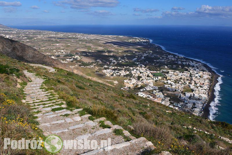 Santorini - najpiękniejsza wyspa świata poza sezonem (część 2)