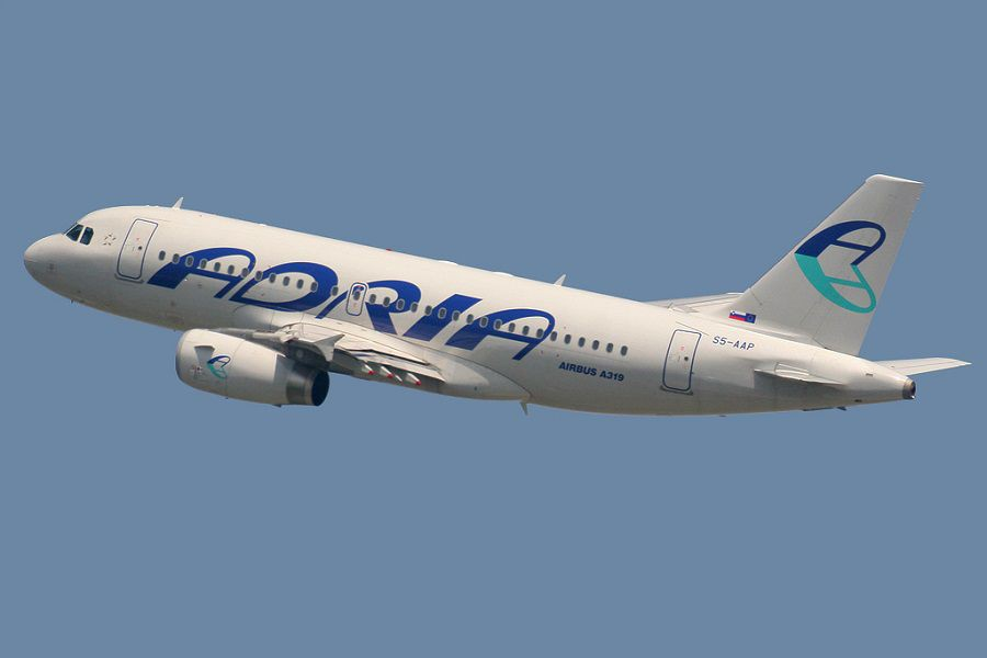 Nowa trasa Adria Airways!