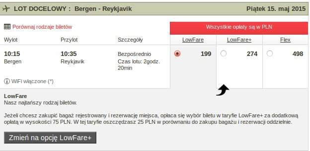 tanie loty na Islandię z Katowic