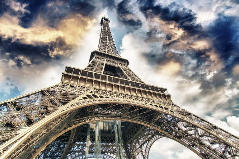 Paryż na wakacje za 108zł!