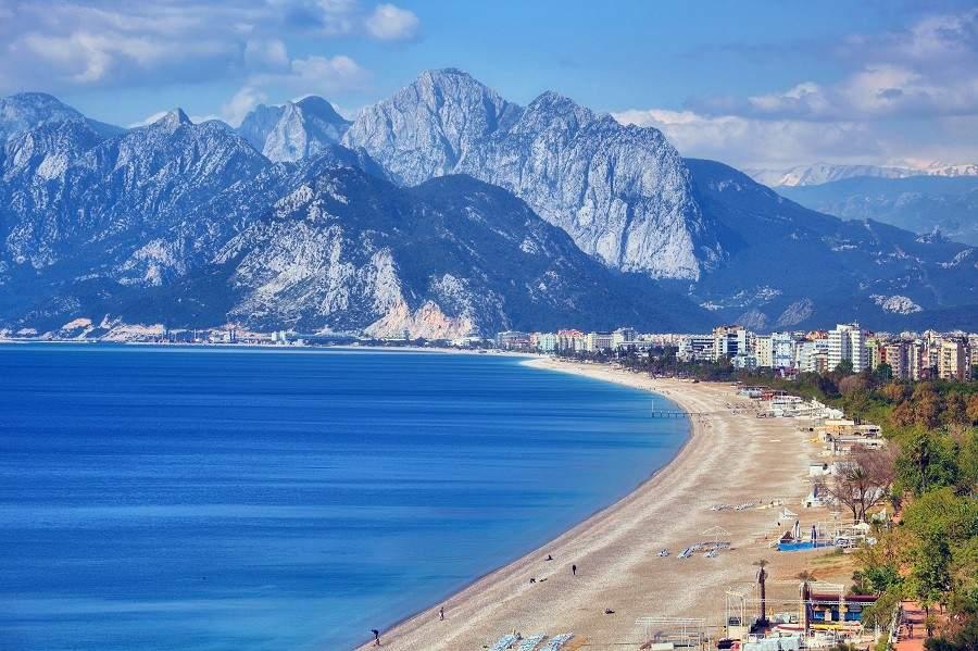 Antalya na tydzień za 572 zł! (loty + noclegi)