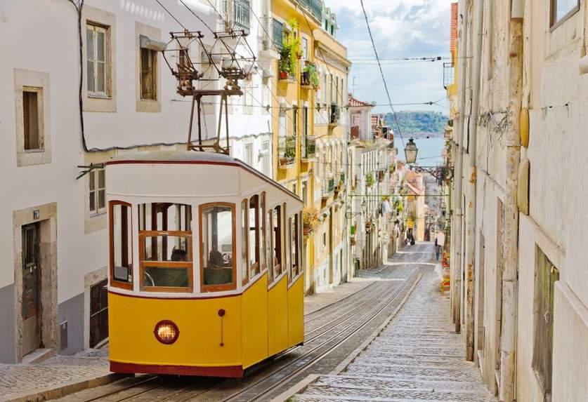 Porto i Lizbona w jednej podróży za 314zł!
