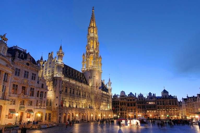 Lato 2015: Jednodniówki do Brukseli od 98 zł!