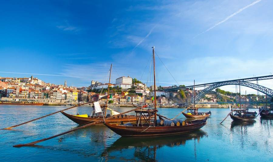 Porto i Bruksela w jednej podróży za 302 zł!