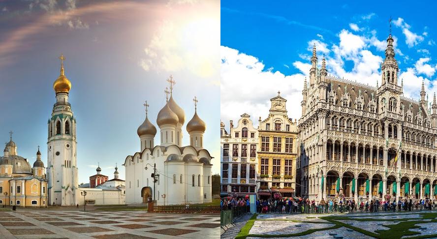 Bruksela i Sofia w jednej podróży w czerwcu za 219 zł!