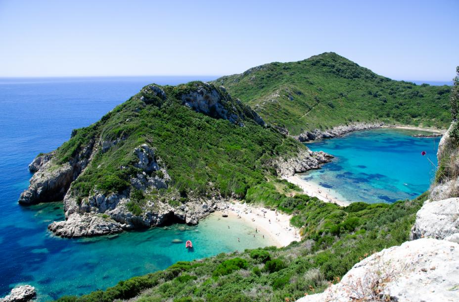 Lato 2015: Korfu z Berlina za 378 zł w czerwcu