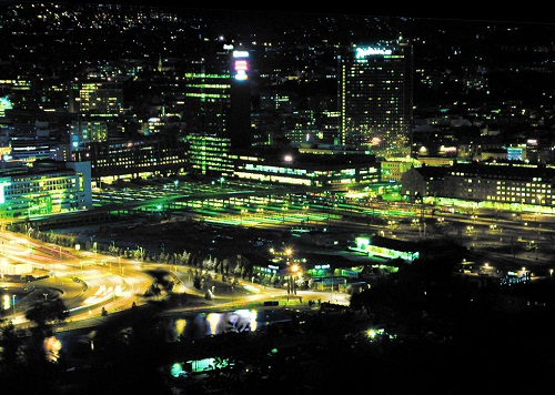 Oslo-by-night