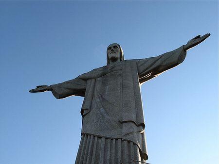 Chrystus Zbawiciel w Rio de Janeiro