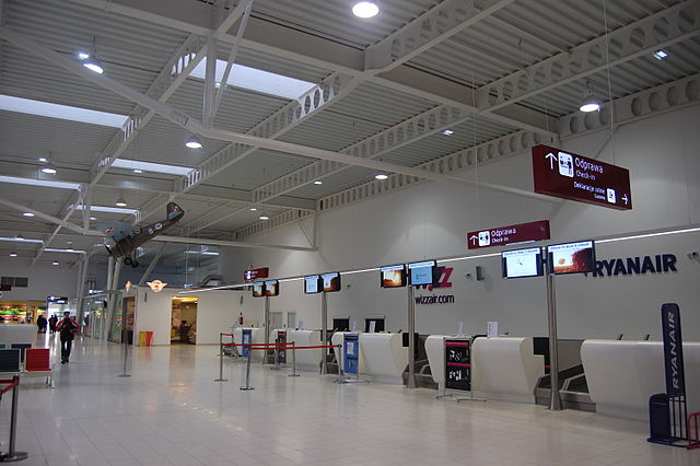 Lublin Airport 2013-01-09 07