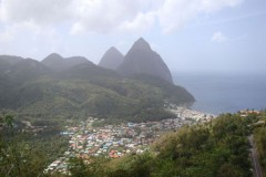 Pitons (St. Lucia)