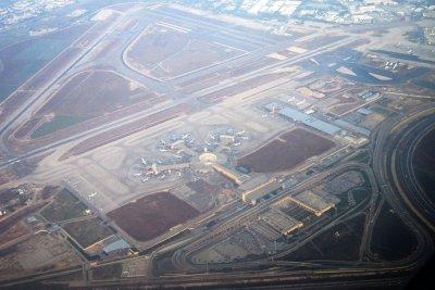 Lotnisko Ben Gurion w Tel Awiwie