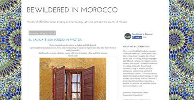 bewildered in Morocco
