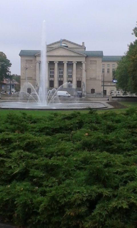 Park Adama Mickiewicza w Poznaniu