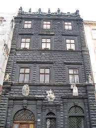 Czarna Kamienica we Lwowie