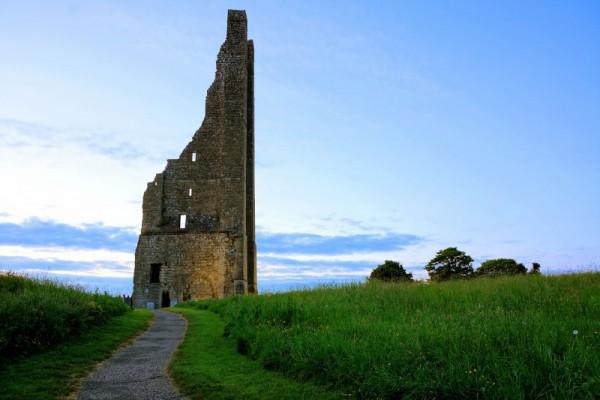 Ruiny St Mary
