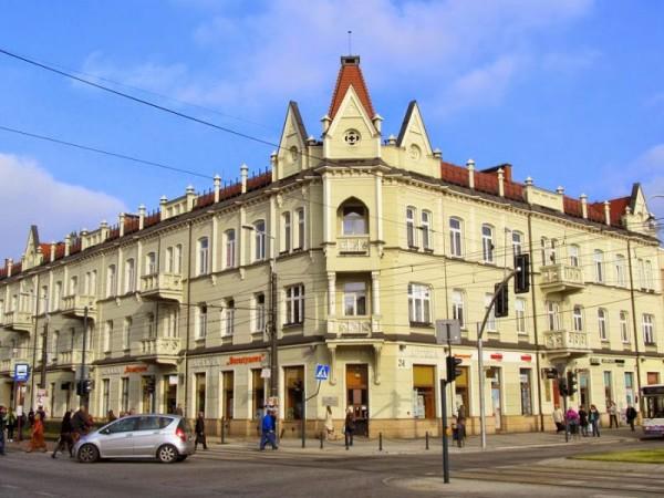 Kamienice w Częstochowie