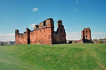 Zamek w Penrith