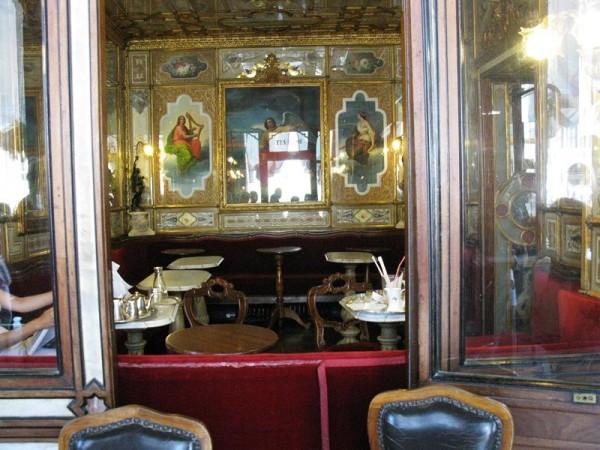 Caffe Florian  w Wenecji