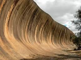 Wave Rock w Zachodniej Australii