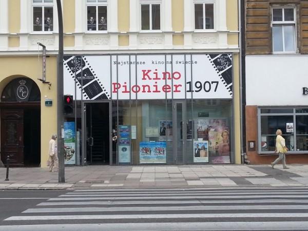 Kino Pionier 1907