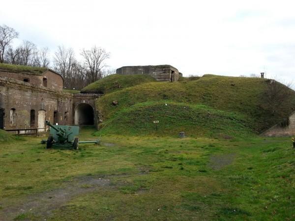 Fort Zachodni w Świnoujściu